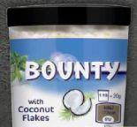 Aufstrich von Bounty