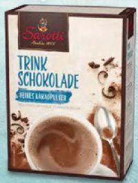 Trink Schokolade von Sarotti