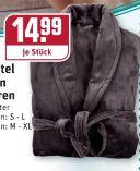 Damen Bademantel von Vivess