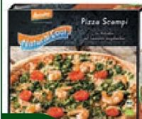 Bio-Pizza Scampi von Natural Cool