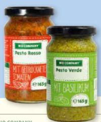 Pesto Verde von Bio Company