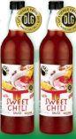 Sweet Chili Sauce von Tao