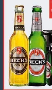 Gold von Beck's