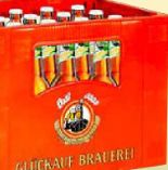 Gersdorfer Radler Zitrone von Glückauf-Brauerei