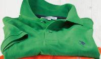 Herren-Langarm Polo-Shirt von U.S. Polo ASSN