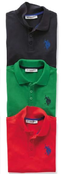 Kinder-Polo-Shirt von U.S. Polo ASSN