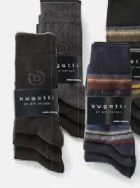 Herren Socken Uni von Bugatti