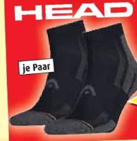 Sneakersocken von Head