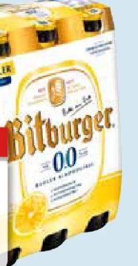 Six Pack von Bitburger