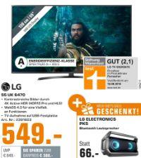 UHD LED TV 55UK6470 von LG