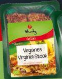 Virginia Steak vegan von Topas Wheaty