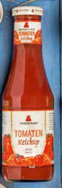 Bio-Tomatenketchup von Zwergenwiese