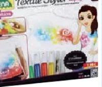 Textil-Styler Set von Lena