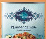 Pfannengemüse von 1001 Delights