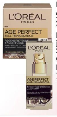 Age Perfect Zell Renaissance Tagespflege von L'Oréal Paris