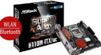 Motherboard H110M-ITX/AC von Asrock