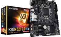 Motherboard H310M S2H 2.0 von Gigabyte