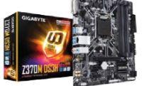 Motherboard Z370M DS3H von Gigabyte