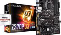 Motherboard Z370P D3 von Gigabyte