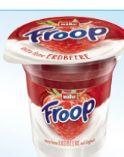 Froop Frucht auf Joghurt von Müller