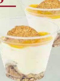 Sommer-Sonnen-Dessert