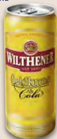 Goldkrone + Cola von Wilthener