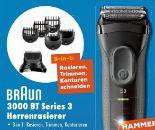 3000 BT Series 3 Herrenrasierer von Braun