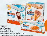 Kinder Bueno Ice Cream von Ferrero