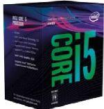 Prozessor Core i5-8400 von Intel