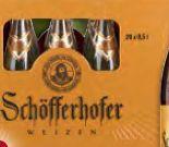Weizen von Schöfferhofer