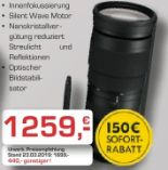 Objektiv AF-S 200-500/5.6 E ED VR von Nikon