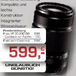 Objektiv XF 55-200/3,5-4,8 R LM OIS von Fujifilm