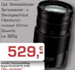 Objektiv Lumix  G100-300/4-5.6 II Power OIS von Panasonic