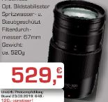 Objektiv Lumix  G100-300/4-5.6 II Power OIS von Panasonic