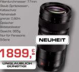 Objektiv S Pro 70-200/4,0 OIS von Lumix