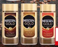 Gold Löslicher Kaffee von Nescafé