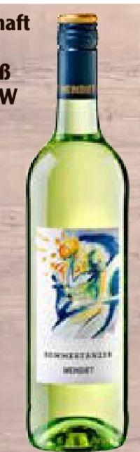 Cuvée Sommertänzer von Winzergenossenschaft Weinbiet