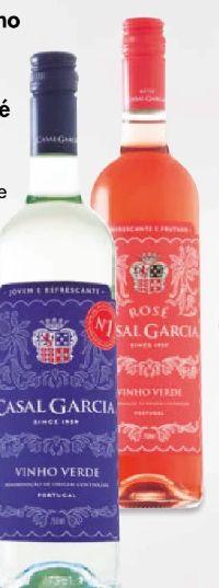 Vinho Verde Rosé von Casal Garcia