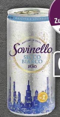 Secco Bianco von 2Go By Sovinello