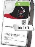 """IronWolf 3,5"""" NAS Festplatten von Seagate"""