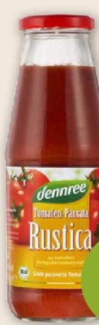 Tomaten-Passata Rustica von Dennree