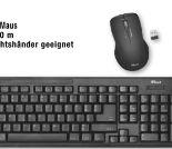 Wireless-Keyboard von Trust