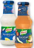 Schlemmer Saucen von Knorr