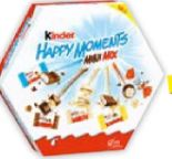 Kinder Happy Moments Mini Mix von Ferrero