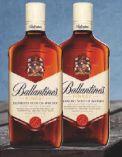 Finest Blended Scotch Whisky von Ballantines
