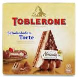 Almondy Torte von Toblerone