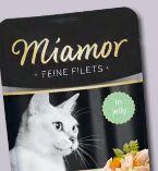 Katzennahrung Feine Filets von Miamor