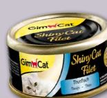 Katzennassnahrung ShinyCat von GimCat