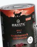 Hundenassnahrung von Majestic