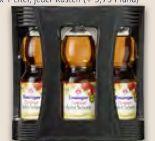 Direktsaft Apfel-Johannisbeer-Schorle von Ensinger